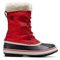 Sorel Women Winter Carnival Mountain Red